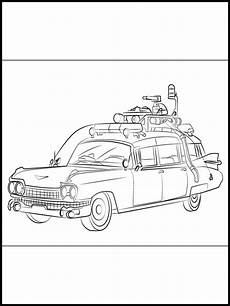 ghostbusters coloring pages 1