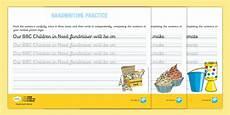 continuous cursive handwriting worksheets uk 21609 free ks2 children in need continuous cursive handwriting practice