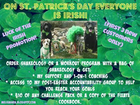 Irish Promotion