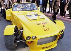 Turkey Develops Sodium Borohydride Fuel Cell Car