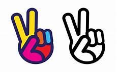 Peace Sign Illustrations Creative Market