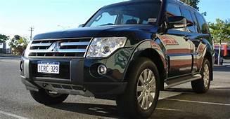 2008 Mitsubishi Pajero Exceed Petrol Review  CarAdvice