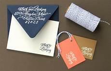 diy embossed custom stationery