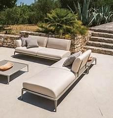 divanetti per esterni divano angolare componibile in alluminio per esterni
