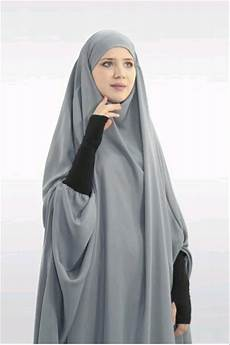 22 Top Model Jilbab Khimar Tumpuk