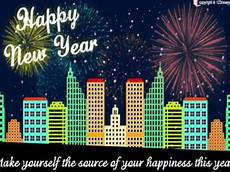 happy new year greeting card 2015 animated new year e cards youtube