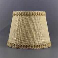 abat jour 224 pinces tissu beige vintage