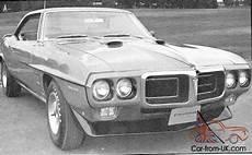 how cars engines work 1969 pontiac firebird electronic throttle control 1969 pontiac trans am firebird engineering test car 9723 prototype 1 of 1