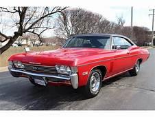 1968 Chevrolet Impala For Sale On ClassicCarscom
