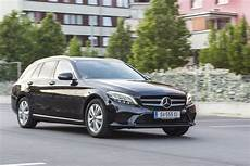 2019 mercedes c 180 d t modell test review schwarz black