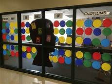 Decorations Inside The Classroom by My Inside Out Classroom Decor Classroom Ideas Disney