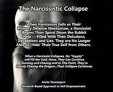 narcissistic collapse youtube the narcissistic collapse is a dangerous and often psychotic thing when a narcissist loses a