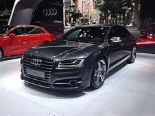 2013 Audi S8 Quattro  Sedan 40L V8 Twin Turbo AWD Auto
