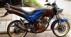Modifikasi Yamaha Scorpio Z Terbaru by Foto Modifikasi Motor Yamaha Scorpio Z Ring 17 Terbaik Dan