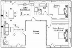 u shaped house floor plans u shaped house plan