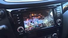 gps android 4 2 nissan qashqai gps tv dvd wifi carplay