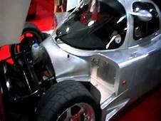 Home Built Sports Car 1  YouTube