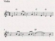free easy violin sheet music amazing grace youtube