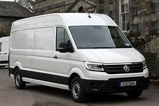 Car Travel Magazine New Volkswagen Crafter Arrives
