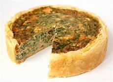 Quiche 201 Pinards Et Saumon Fum 233 La Cuisine De Bernard