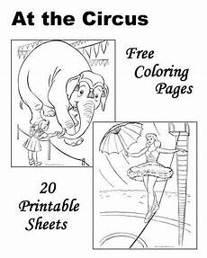 circus coloring pages repinned by totetude com printables pinterest coloring sheets