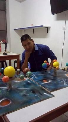 sistema planetario solar giratorio maquetas y proyectos s 55 00 en mercado libre