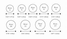 wedding ring measurement how to measure engagement ring size blog viking workshop com