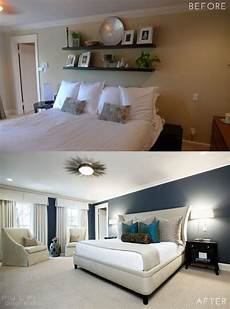 Before After Mod Master Suite Renovation In