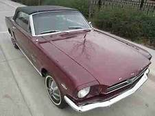 Find Used 1965 Ford Mustang Convertible 289 V8 Auto C Code
