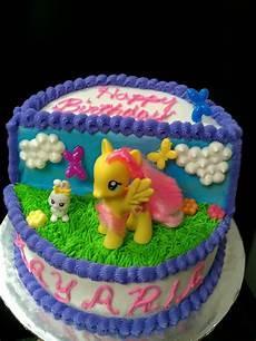 Malvorlagen My Pony Cake My Pony Fluttershy Birthday Cake Cakecentral