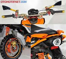 Modifikasi X Ride Trail by Modifikasi Yamaha X Ride Barsaxx Speed Concept