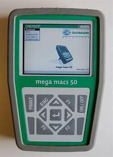 gutmann mega macs 50 kfz diagnoseger 228 t diagnose tester