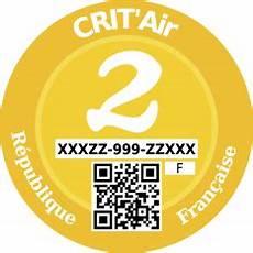 Crit Air Site De Commande Vignette Crit Air