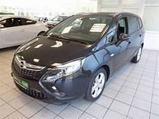 Karbonschwarz Opel Zafira Tourer 2015 Technische Daten