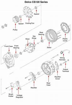 delco remy 3 wire alternator wiring diagram electrical website kanri info