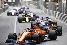 Mclaren Formula 1 2018 Monaco Grand Prix