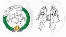 Malvorlage Pferde Turnier Buch Mein Pferde Malbuch Cavallini Reitsport Onlineshop