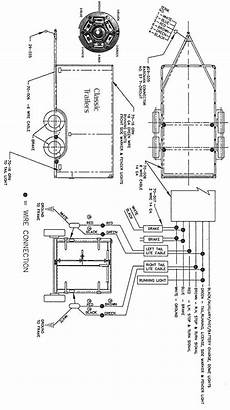 trailer wiring diagram 6 wire circuit jeep pinterest wire tech and trailers