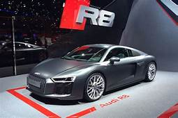 Audi R8 2015 Price Pictures Specs & Release Date