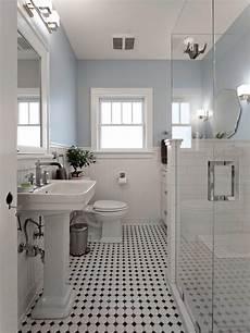 Black And White Bathroom Tile Ideas 11 Black And White Floor Designs Plans Flooring Ideas