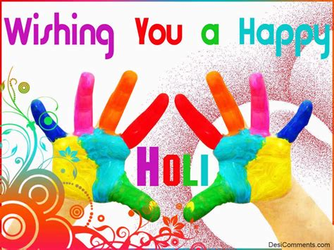 Happy Holi Bh