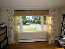 Curtains For Living Room Windows by Curtains For Large Living Room Windows Home Design Ideas