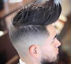 How To Style A Faux Hawk With Medium Hair