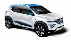 Renault K 252 Ndigt Elektroauto Suv K Ze An Bilder