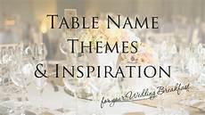 wedding table name themes inspiration ideas i do designs