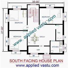 vastu house plans south facing south facing house plans south facing house vastu plan