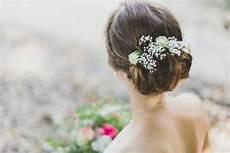 Blumen Im Haar Hochzeit - brautfrisuren hochzeitsblog two wedding