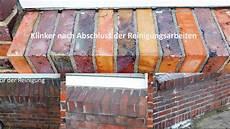 Altes Mauerwerk Reinigen - klinker reinigung