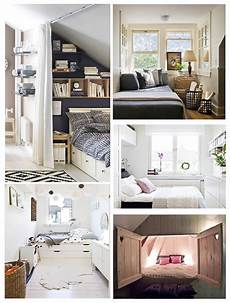 Small Bedroom Style Ideas