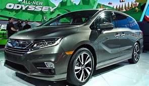 2018 Honda Odyssey AWD Specs  Car US Release